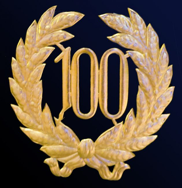 100 Jahre Bezirksverband der Kleingärtner Steglitz